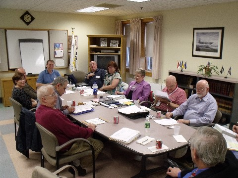 Board of Directors Meeting at NH Veterans Home